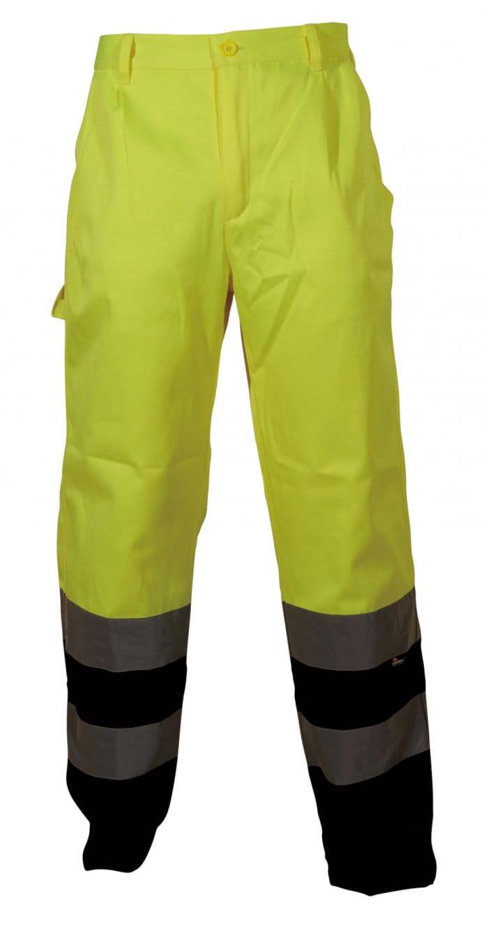 a3520c58546544 Spodnie robocze ostrzegawcze - VIZWELL VWTC07 - Vika - Systemy ...